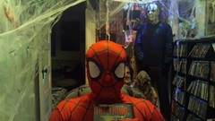 Spidey - ( Presents ) -The Thing from Another World - (Bradley Thomas Enfield) Tags: comedy aliens scifi horror monsters clowns vampires wolfman
