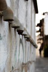 Water tubing (msiapan) Tags: street old village cyprus tubing lefkara κύπροσ σωλήνεσ λεύκαρα υδατοπρομήθεια