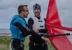 Preparing for the race (2) (frankmh) Tags: sport race skne sweden outdoor windsurfing windsurfer viken