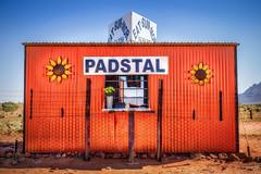 Biltong Fence (Daniela 59) Tags: wall fence vibrant biltong colourful namibia grnau farmstall padstal fencefriday wallwednesday danielaruppel eatsummor