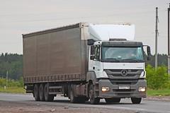 Mercedes-Benz Axor 1835   554  116 (RUS) (zauralec) Tags: kurgancity therouter254irtysh mercedesbenz axor 1835  554  116 rus