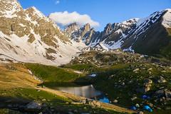 Colors of Abudelauri Lakes (Nika Somkhishvili) Tags: colors georgia lakes khevsureti abudelauri