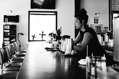 Making brunch cocktails at Super Six. Seattle, WA. June 2016. (poopoorama) Tags: columbiacity seattle supersix brunch restaurant washington unitedstates