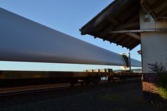 Traveling turbine (Don's View) Tags: railroad bnsf windturbine whatthe alternatepower