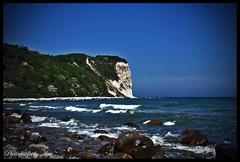 Rgen (NoireRose) Tags: strand meer natur kap rgen ostsee sellin knigsstuhl kreidefelsen thiessow nikond90 akona
