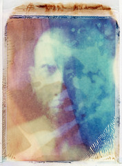 2016-05-19-0005sm (///Brian Henry) Tags: film self polaroid manipulation expired abused instantfilm 110a iduv