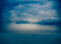 Vallisaari (miemo) Tags: sea summer sky storm weather clouds finland boats island islands helsinki europe dramatic olympus balticsea omd vallisaari olympus1240mmf28 em5mkii