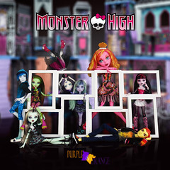 Retratos (PurpleandOrangeMH) Tags: monster high doll muecas orange purple photograph punta arenas orangenadpurple chile custom basic we be welcome