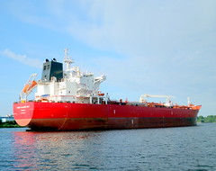 SAINT ALBANS BAY (Dutch shipspotter) Tags: tankers merchantships