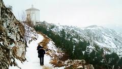 roccacalscio03 007g (dibattista) Tags: italy abruzzo rocca calascio neve snow castelli castles