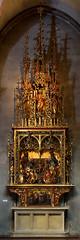 DSC07846 (imanh) Tags: altaar houtsnijwerk kerk iman heijboer imanh elzas church altar woodcarving