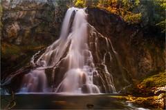 Gollinger Wasserfall, Austria (Sjoerd Veltman, Alkmaar) Tags: austria exposure fall falls golling lammertall lang long oostenrijk sjoerd sluitertijd veltman fotografie photography 2016 wasserfall water waterval