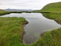 Lochan On Eilean an Roin Mor (Dugswell2) Tags: eileananroinmor lochan