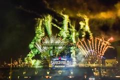 _DSC0657 (marilynwe) Tags: 2016 becca chris family marinersgame rebecca safecofield turnerfamily fireworks