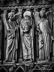 Saint Denis (Armin Hage) Tags: saintdenis dionysius dennis denys notredamedeparis paris france frenchgothic cathedral romancatholic grotesque carving arminhage