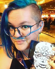 #tbt to last week (lol) when I experimented with the o2 bar while at #Defcon! I like using canned oxygen at home for headache & panic relief, and it was a fun experiment in a crazy environment like a casino. 0.o #digitalnomad #wanderlust #travel #vegas #o (ClevrCat) Tags: ifttt instagram tbt last week lol when i experimented with o2 bar while defcon like using canned oxygen home for headache panic relief it was fun experiment crazy environment casino 0o digitalnomad wanderlust travel vegas oxygenbar bdyhax