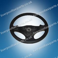 New Steering Wheel TX1-TX2-TX4 - A (Liverpool Taxi Company) Tags: liverpooltaxicompany steeringwheel tx1 tx2 tx4
