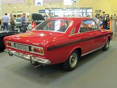 1967 F0rd P7a 20M RS Coupé Heck (Joachim_Hofmann) Tags: ford fordp7 coupe coupé