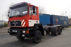 MAN 26.422 (Vehicle Tim) Tags: man f90 m90 lkw truck sattelzugmaschine szm fahrzeug