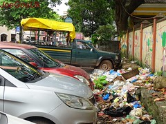 Dirty Panjim (joegoauk73) Tags: joegoauk goa rubbish garbage