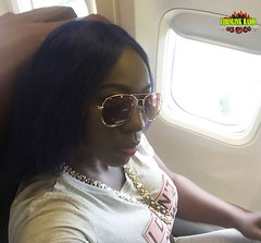 Spice Cops IRAWMA Award But Disappointed Hurricane Forced Her To Cancel Performance (vibeslinkradio) Tags: award cancel disappointed featured forced hurricane irawma ovp spice vibeslink vlr