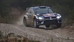 Rally RACC 2016 (Manel G.) Tags: rally racc 2016 españa spain catalunya volkswagen vw sebastien ogier julien ingrassia gravel motorsport polo wrc red bull