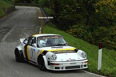 PORSCHE 911 SC (marvin 345) Tags: rally rallyhistoricvalsugana rallyvalsugana porsche