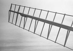 Burnham Overy Staithe Windmill (munkt0n) Tags: leicam6 nationaltrust hp5 burnhamoverystaithe leicasummicron35mmf20asph ilford film windmill norfolk