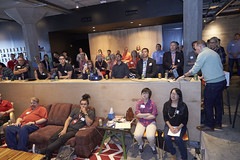 Customer Experience -BS0U7438 (TechweekInc) Tags: techweek event 2016 startup technology tw innovation kansas city tech kc fest customer experience smi digita local brews insights cto jason taylor stackify software speaker condado group savannah french