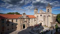 Monasterio de Santo Estevo (diocrio) Tags: monasterio ourense ribasdesil santoestevo spain c1