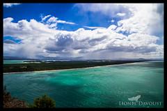 Otohoranga (Lionel Davoust) Tags: hdr newzealand otohoranga bigsky blue bluesky clouds island ocean sea tropical