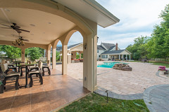 After 2016 (4) (The Sharper Cut Landscapes) Tags: belgardhardscapes patio pavers plantings paverdesign pool pavilion walkway steps seatwall retainingwall landscapedesign landscaping landscapecompany landscapelighting thesharpercutlandscapes thesharpercut