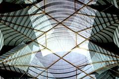 Katharinenkirche (patricklange) Tags: frankfurt ffm luminale 2016 light art kunst licht lichtkunst