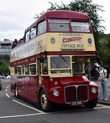 Lothian Buses 290 (RCL2248): CUV248C (Cobalt271) Tags: aec routemaster ex london transport lothian buses 290 cuv248c