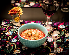 Homemade Pozole! (MariachiMarcus) Tags: food pozole artistic yum mexicanfood fall autumn newmexico newmexicofood