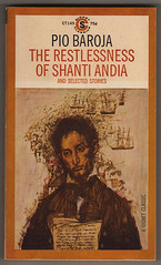 The Restlessness Of Shanti Andia (eyeriiss) Tags: therestlessnessofshantiandia piobaroja jameshill signet vintage paperback