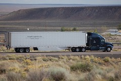 Freight Logistics Inc. (ashman AZ) Tags: arizona usa truck transport semi carrier freight trucking peterbilt 18wheeler bigrig interstate40 peterbilttruck freightlogisticsinc