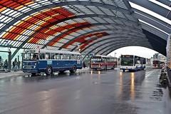 Busstation IJsei (tramlijn30) Tags: bus station amsterdam bram busstation ij centraal csa gvb 301 hetij 324 281 deruyterkade museumbus