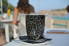 good morning dudes (pmsoftware) Tags: sea cup breakfast tea bokeh spoon