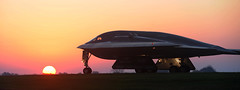 Bringing the thunder (Official U.S. Air Force) Tags: bomber b2spirit usstratcom afgsc usstrategiccommand airforceglobalstrikecommand exerciseglobalthunder
