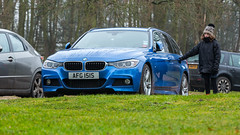 My Controversial Numberplate!!! (kevaruka) Tags: uk greatbritain england cars car canon flickr unitedkingdom bmw 5d frontpage dull touring 2014 msport 320d estorilblue f31 privatenumberplate canon5dmk3 5dmk3 5d3 5diii canon70200f28ismk2 canoneos5dmk3 ilobsterit