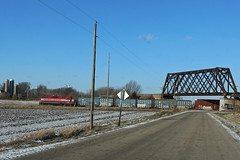 Randolph, Wisconsin (UW1983) Tags: wisconsin trains railroads wsor wisconsinsouthern cambriasub
