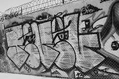 JeVeL (SPEAR1X) Tags: ca street wall graffiti losangeles graf socal spraypaint throwup throwie jevel