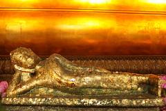 Goldrausch in Bangkok.