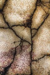 Sometimes you have to look down (Mike Matney Photography) Tags: street november canon concrete midwest pavement stlouis missouri mississippiriver cracks carondelet 2014 photoflood eos7d
