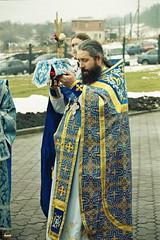 101. Освящение храма в Богородичном 2005 г