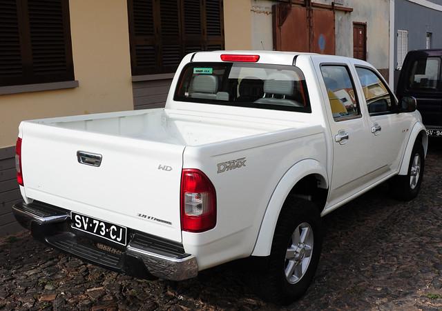 30 truck cab pickup chassis stvincent td isuzu capeverde mindelo sãovicente 4door dmax