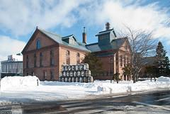 Sapporo Beer Museum (ngc4226) Tags: winter japan sapporo nikon hokkaido      sapporobeermuseum ngc4226