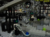 13_Astronauts_searching_and_mining_ores (LegoMathijs) Tags: expedition wire energy power lego crystal space el vehicles technic modular planet scifi 20 monorail functions mindstorms containers miners moc units nxt ores legomathijs oswion