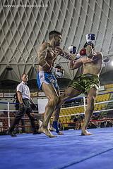 Kick Boxing - Grand Prix 2014 in Rome (rpiccioli) Tags: italy rome indoor grandprix international kickboxing rm 2014 fullcontact fikb fikbms k1rules